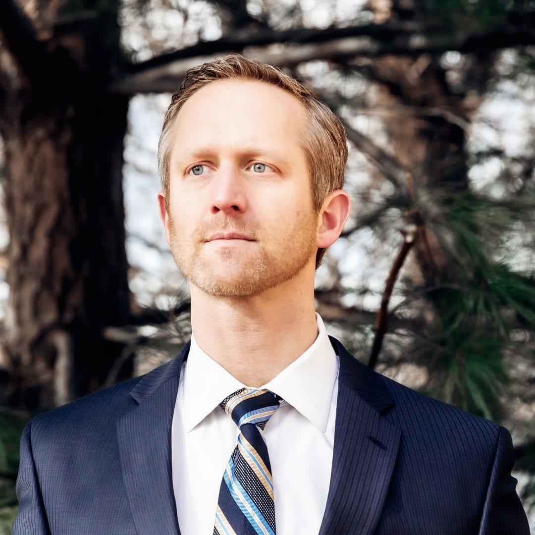 Luke Carey, CFP®, MS | Fee-only financial advisor